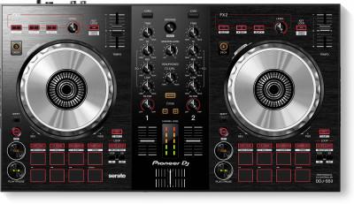 Pioneer DDJ-SB3 2-Deck Serato DJ Controller