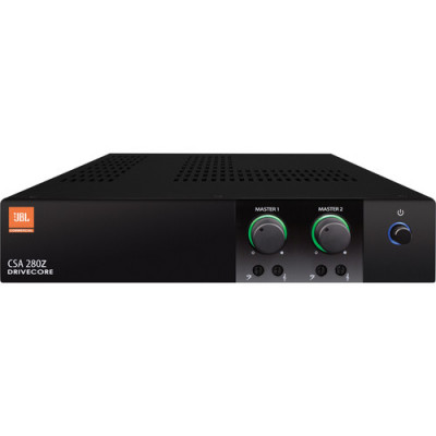 JBL CSA 280Z Audio Amplifier (2 x 80W)