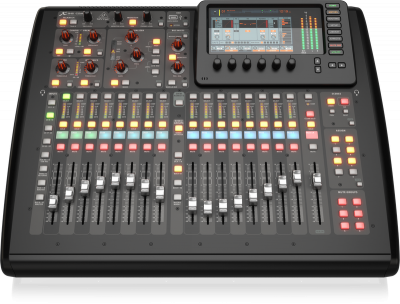 Behringer X32 Compact 40-Input, 25-Bus Digital Mixing Console with 16 Mic Preamp