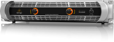 Behringer NU1000 iNuke Ultra-Lightweight High-Density 1000-Watts Power Amplifier