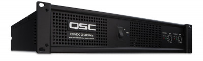 QSC CMX300Va 430W Professional Power Amplifier