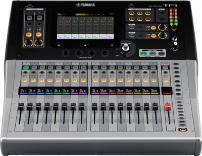 Yamaha TF1 16-channel 40-input Digital Mixer with 17 Motorized Faders