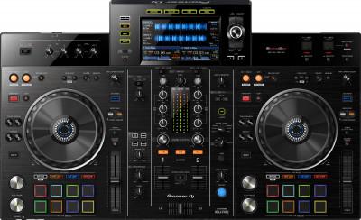 Pioneer DJ XDJ-RX2 Black All-in-one DJ system for rekordbox