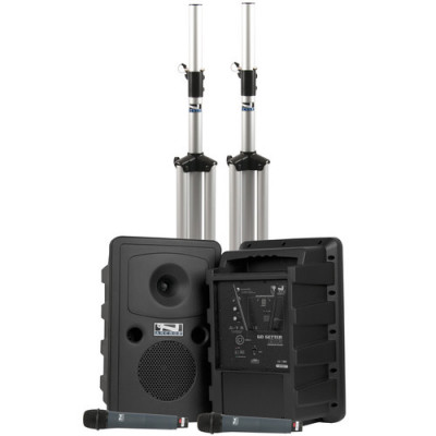Anchor Audio GG-DPDual AIR Package PA with Two Wireless Mics