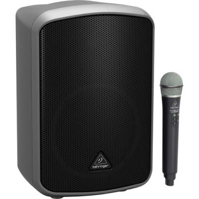 """Behringer Europort MPA200BT 8"""" 200W Portable Bluetooth Speaker w/Wireless Mic"""