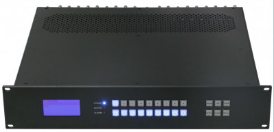 WolfPack™ MM9x9VWCHASSIS 9x9 HDMI Matrix Switcher