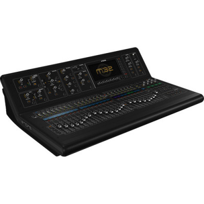Midas M32-IP 40-ch Digital Mixing Console with 32 MIDAS Preamps