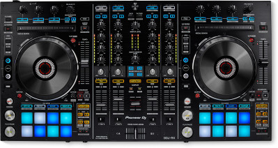 Pioneer DDJ-RX Professional 4-channelController for Rekordbox DJ