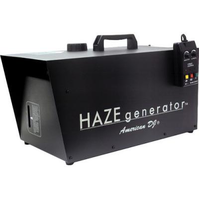 American DJ Haze Generator Heaterless Fog Machine with Remote