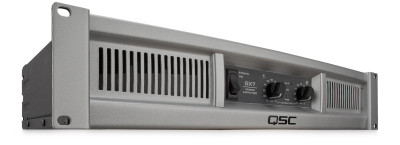 QSC GX7 Power Amplifier 725 Watts/ch at 8 ohms
