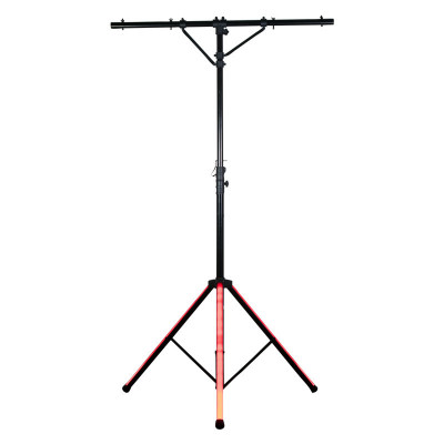 American DJ LTS Color LED Lighted T-Bar Lighting Stand with Remote Control