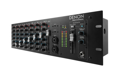 Denon DN-410X Rack Mixer w/Bluetooth