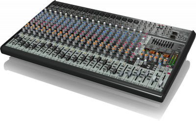 Behringer SX2442FX 24-Channel Mixer with 16 Mic Preamps