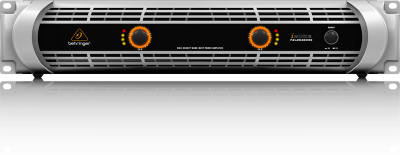 Behringer NU6000 iNuke Ultra-Lightweight High-Density 6000-Watts Power Amplifier