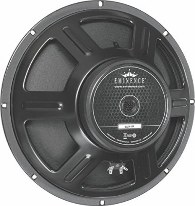 "Eminence American Standard Delta 15A 15"" Replacement Speaker, 400 Watts at 8 Ohm"