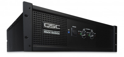 QSC RMX5050 Amplifier 1800 Watts X2 At 4   Ohms