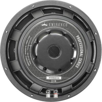 "Eminence DEFINIMAX 4012HO - 1200W 12"" (304.8mm) 8 Ohm Mid-Range Driver"