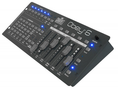 Chauvet Obey 6 Controller, controls up to 6 ch