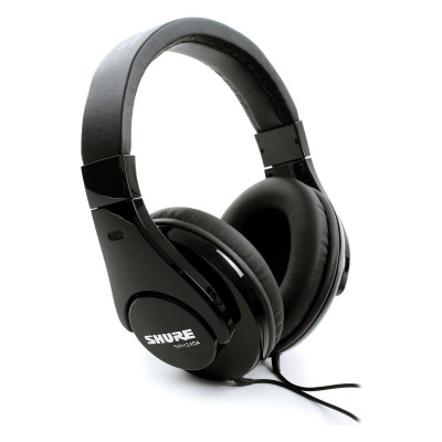 Shure SRH240A Professional Quality Studio Headphones