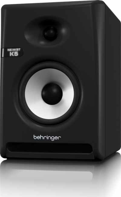 "Behringer NEKKST K5 Audiophile Bi-Amped 5"" Studio Monitor with Advanced Waveguid"