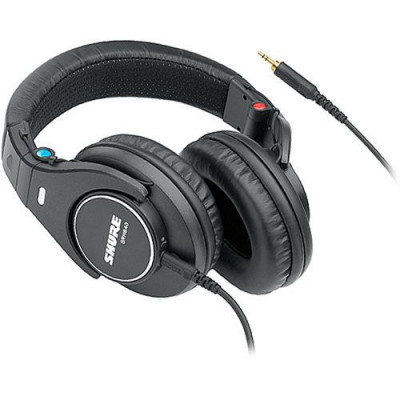 Shure SRH840 Professional Around-Ear Stereo Headphones