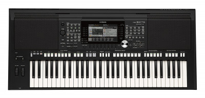 Yamaha PSR-S975 61-Key Arranger Workstation
