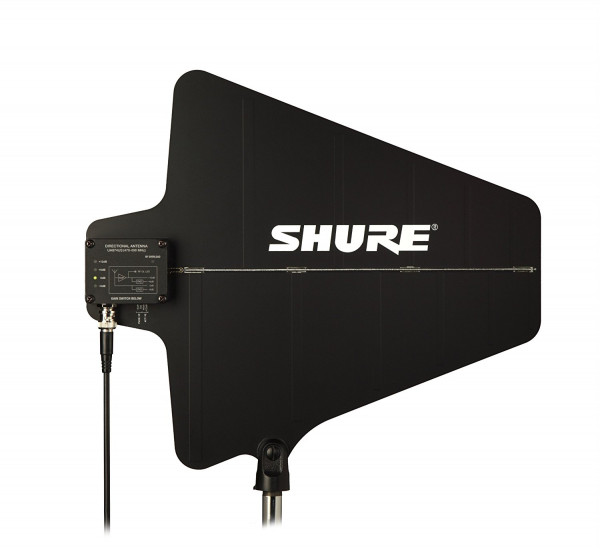 Shure UA874US Active Directional UHF Antenna with Gain Switch (470-698 MHz)