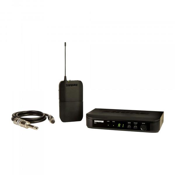 Shure BLX14 Wireless Guitar System