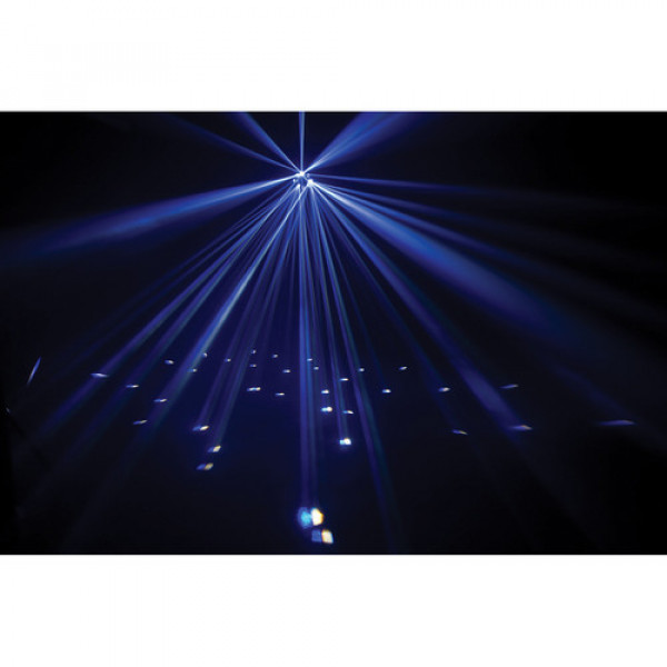 American DJ Quad Phase HP High-Power DMX LED Moonflower Effects Light