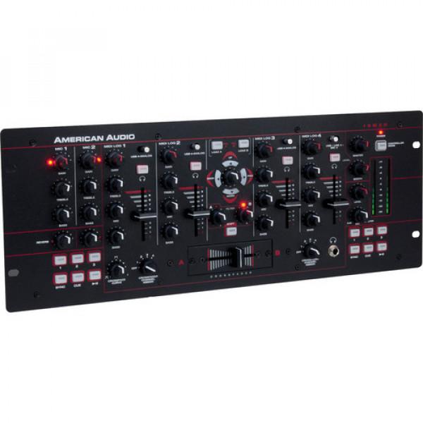 American Audio 19 MXR941 4-Channel Mixer