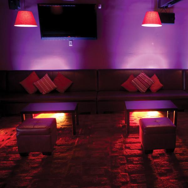 American DJ Ultra Bar 6 High Power Tri LED Wash Light