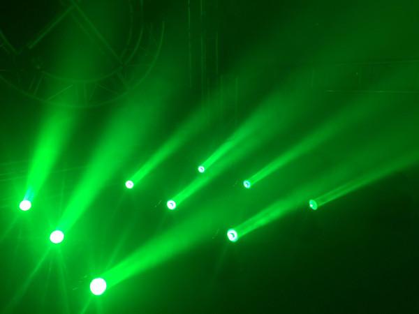 Eliminator Lighting Stage Light Unit Stealth Beam