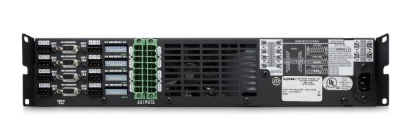 QSC CX108V  8-Channel Rackmount Power Amplifier - 100 Watts per Channel @ 70