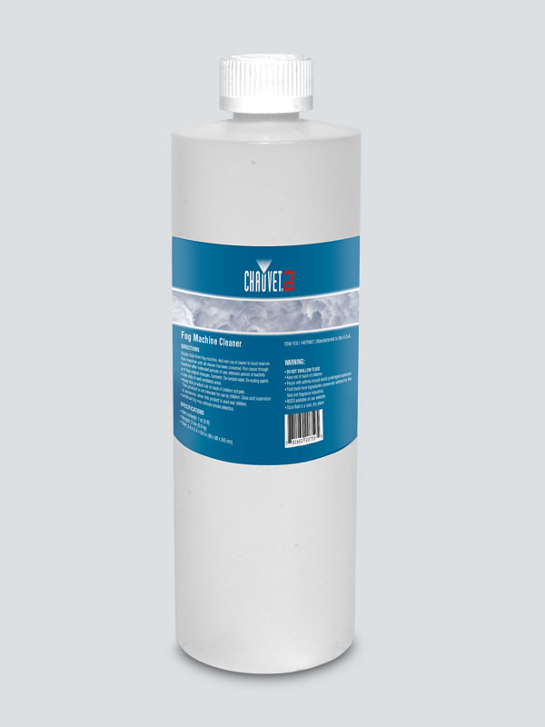Chauvet Fog Machine Cleaning Fluid (FCQ)