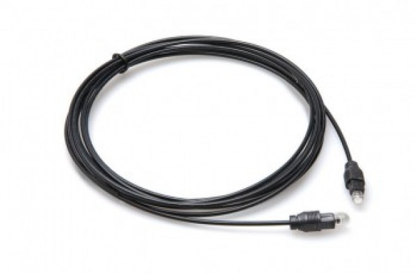 Hosa Technology Toslink Male to Toslink Male Fiber Optic Cable - 10'