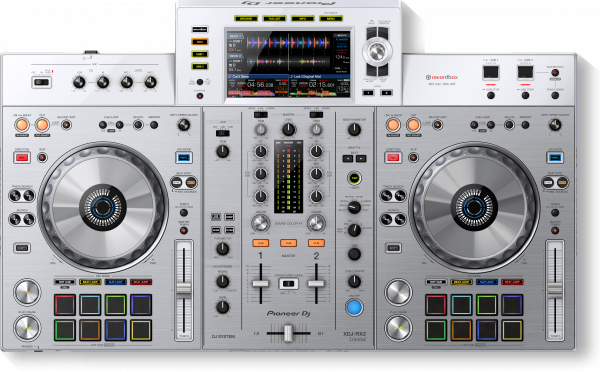 Pioneer DJ XDJ-RX2 Limited Edition Digital DJ System (White)
