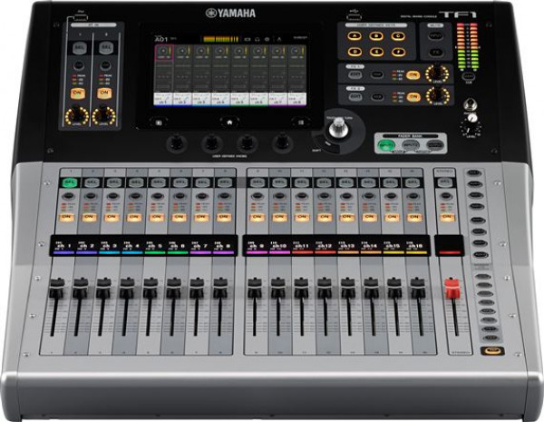 Yamaha TF1 16-channel 40-input Digital Mixer with 17