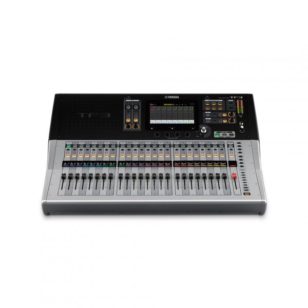 Yamaha TF3 24-channel 48-input Digital Mixer with 25 Motorized Faders