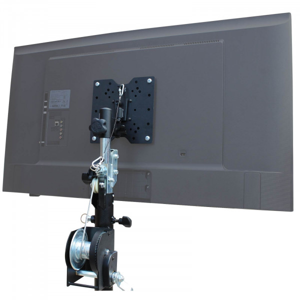 """ProX XT-SSTM3260 Universal TV/Monitor Mount for 12"""" Truss or Speaker Stands"""