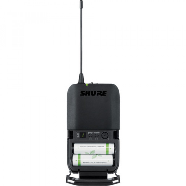 Shure BLX14R/B98 Instrument Wireless System with Beta