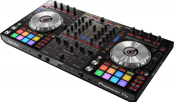 Pioneer DDJ-SX3 4-channel DJ controller for Serato DJ Pro