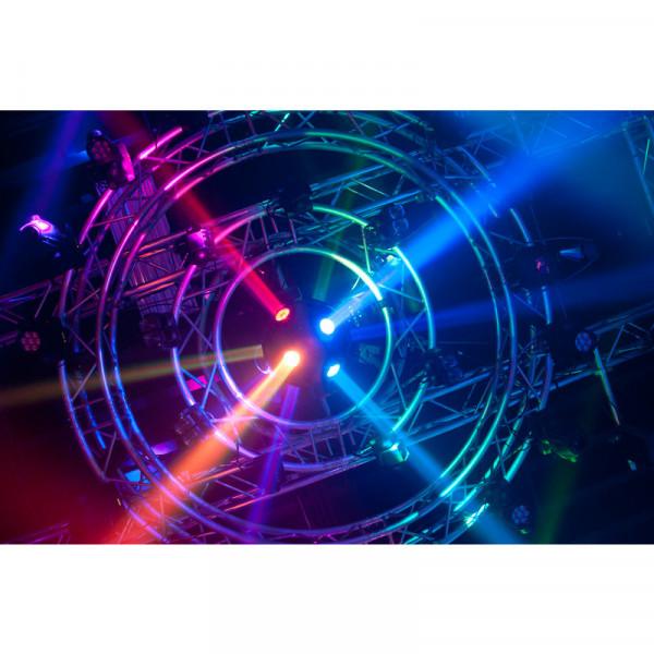ADJ Asteroid 1200 Spherical Rotating Light Effect