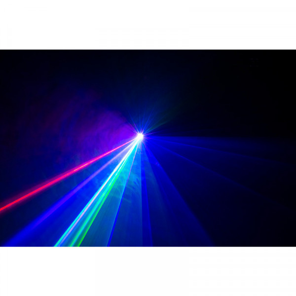 ADJ Startec Rayzer 2-in-1 LED & Laser Effect