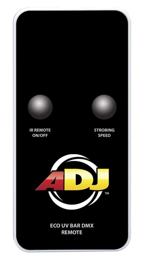 ADJ Products ECO BAR UV DMX 18X3W UV LED