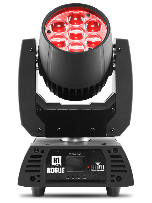 CHAUVET PROFESSIONAL Rogue R1 Wash RGBW LED Moving Head Wash