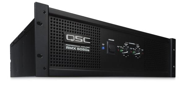 QSC RMX5050A Amplifier 1800 Watts X2 At 4   Ohms