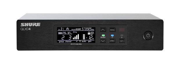 Shure QLXD14 Bodypack Wireless System G50
