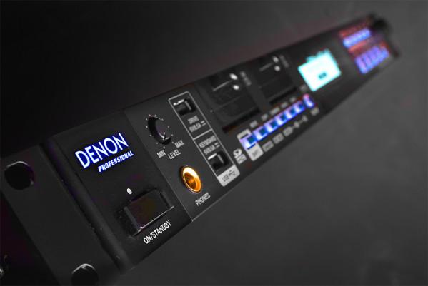 Denon DN-700R Network SD and USB Recorder