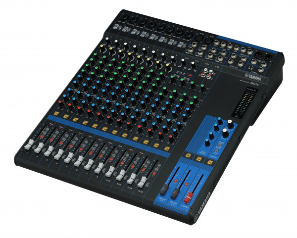 Yamaha MG16XU 16-Channel Mixer with USB and SPX Effects
